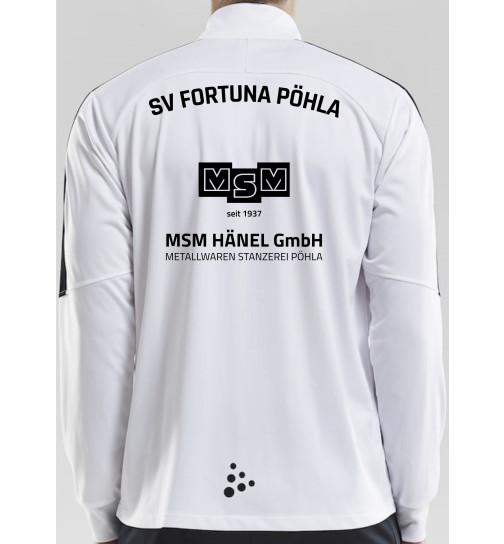 Sv Fortuna Pohla 1884 Fussball Jacke Kinder